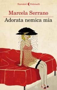 copertina_adorata_nemica_mia_serrano