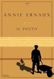Annie ERNAUX, Il posto, L'Orma editore