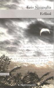 Eclissi, Ezio Sinigaglia, copertina Nutrimenti